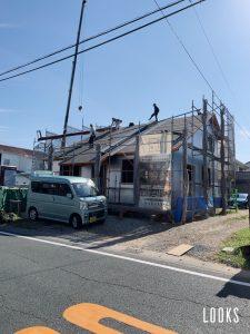 浜松市西区O様邸 中間検査